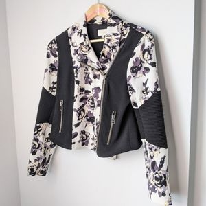 Wilfred aritzia montesson jacket floral size 10